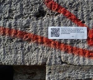 texto Thielenbrücke primer plano