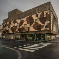 Fachada Teatro Adger, Kristiansand